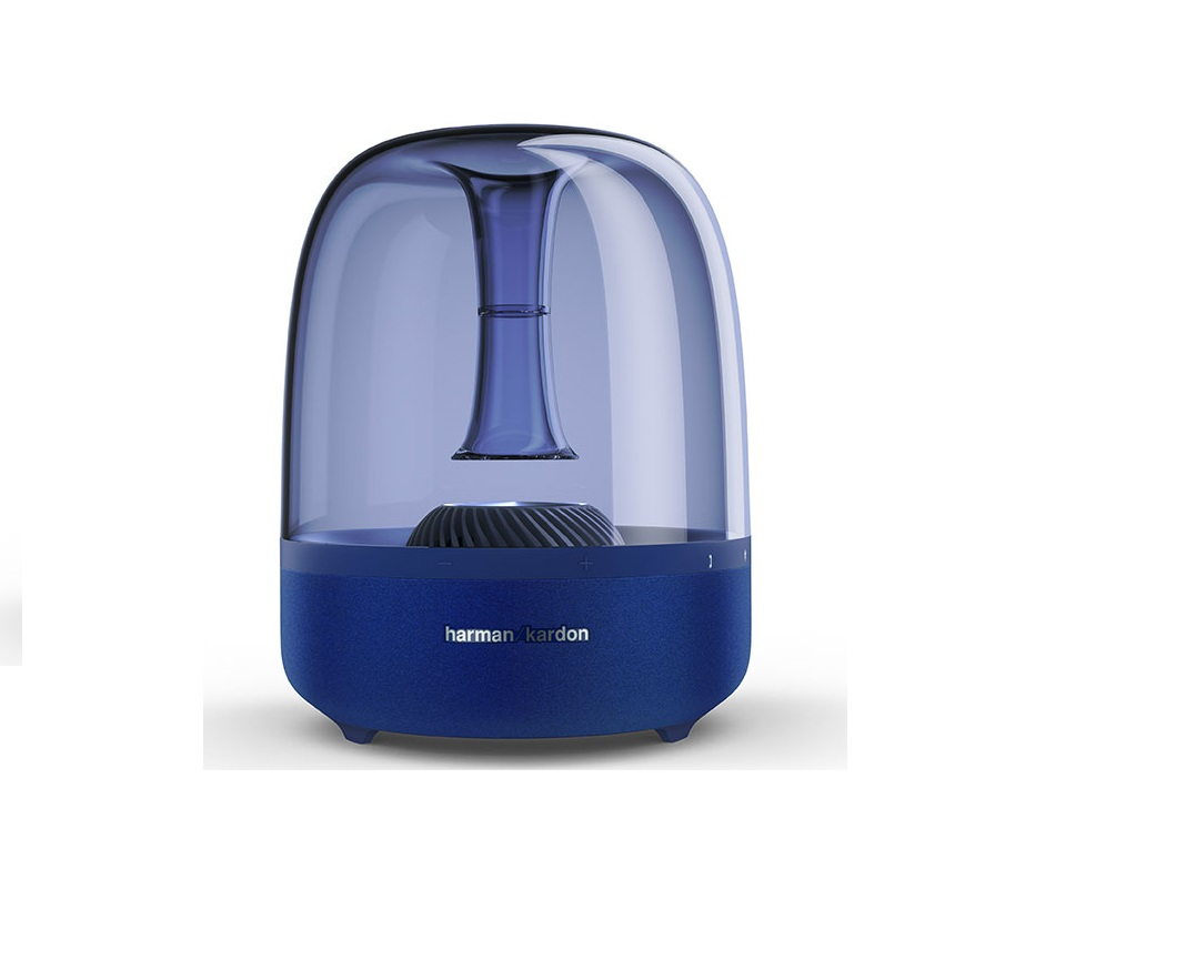 Harman Kardon Aura Bluetooth Home Speaker System Blue by Harman Kardon