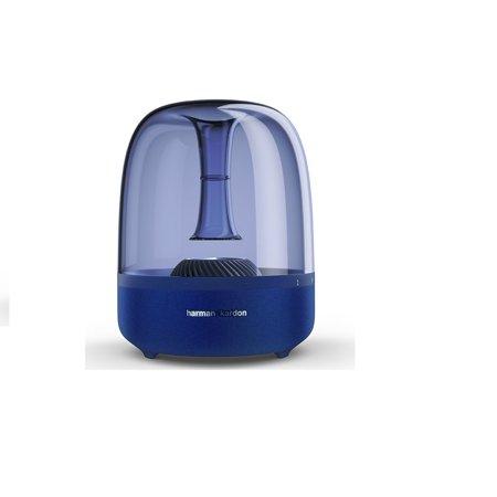 Harman Kardon Aura Bluetooth Home Speaker System Blue