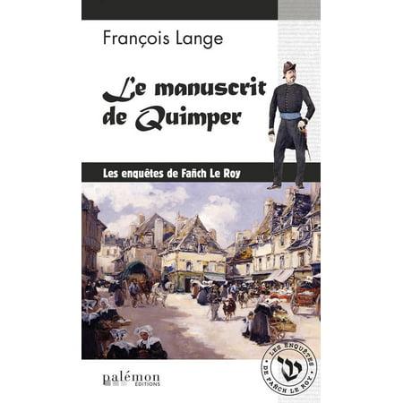 (Le manuscrit de Quimper - eBook)