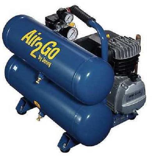 Jenny Compressors A2G246-HC4V-115/1 Hand Carry Portable E...