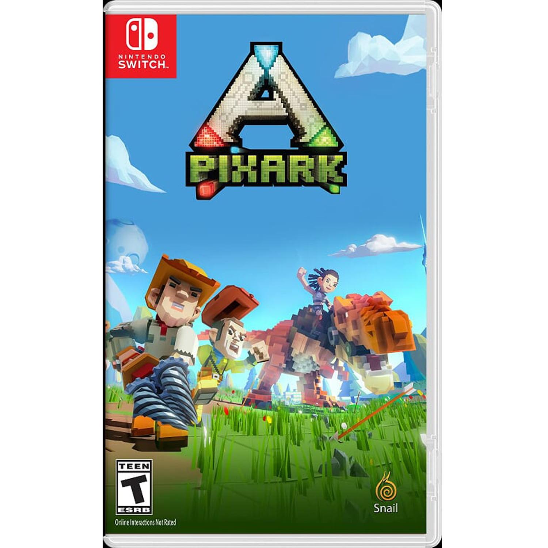 PixARK, Snail Games, Nintendo Switch, 884095192563