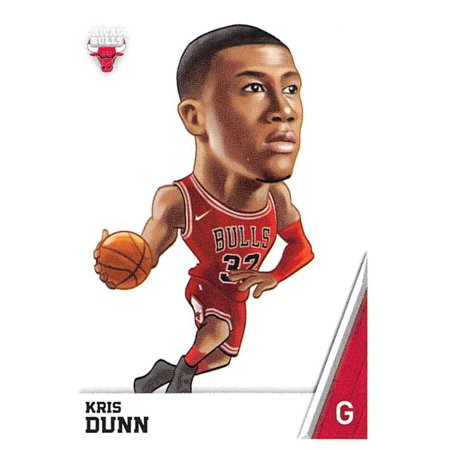 2018-19 Panini NBA Stickers #64 Kris Dunn Chicago Bulls Basketball Sticker](Halloween Ball Chicago 2017)