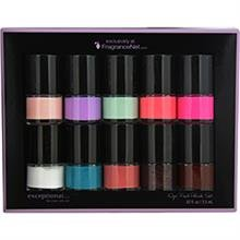 Exceptional-Because You Are Set-10 Piece Mini Nail Polish Variety (Each .10 Oz)