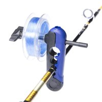 Adjustable Fishing Mini Line Spooler Spinning Lines Winder Reel Device