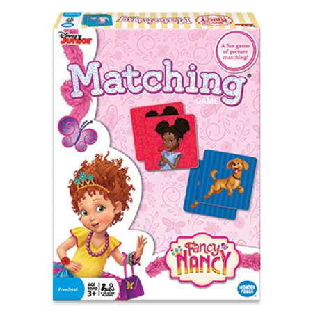 Fancy Nancy Preschool Matching Game, 1 or More Players, Ages 3+](Preschool Halloween Games)