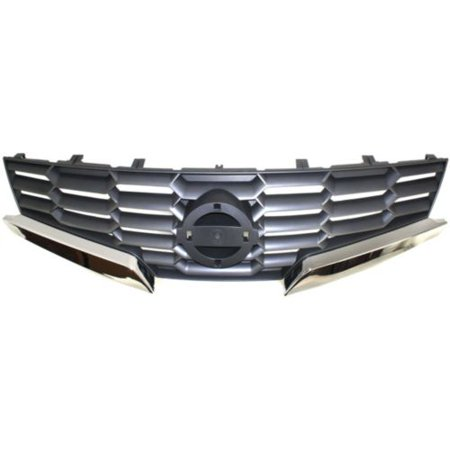 Replacement Top Deal Chrome Grille For 2008 Nissan Altima 62070Jb100 Ni1200225