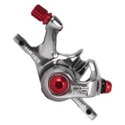 Hayes Mechanical Disc Brake Cx Pro Front or Rear 160 Smoke/Red