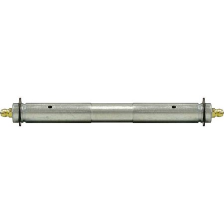 """SeaSense 5/8"""" x 19"""" Zinc Plated Roller Shaft with Grease Fitting, fits 18"""" Roller"""