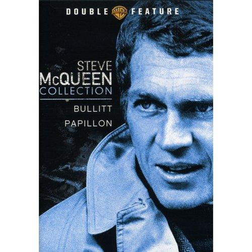 Steve McQueen Collection: Bullitt / Papillon Double Feature (Widescreen)