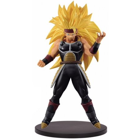 Dragon Ball DXF Figure Vol. 3 Super Saiyan 3 Bardock Collectible PVC Figure [Xenoverse] (Dragon Ball Figures)
