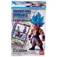 Dragon Ball Adverge Volume 9 Super Saiyan Blue Gogeta Mini Figures
