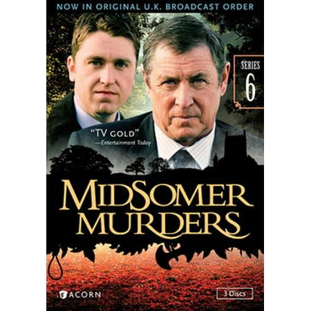 Midsomer Murders: Series 6 (DVD)](Midsomer Murders Halloween)