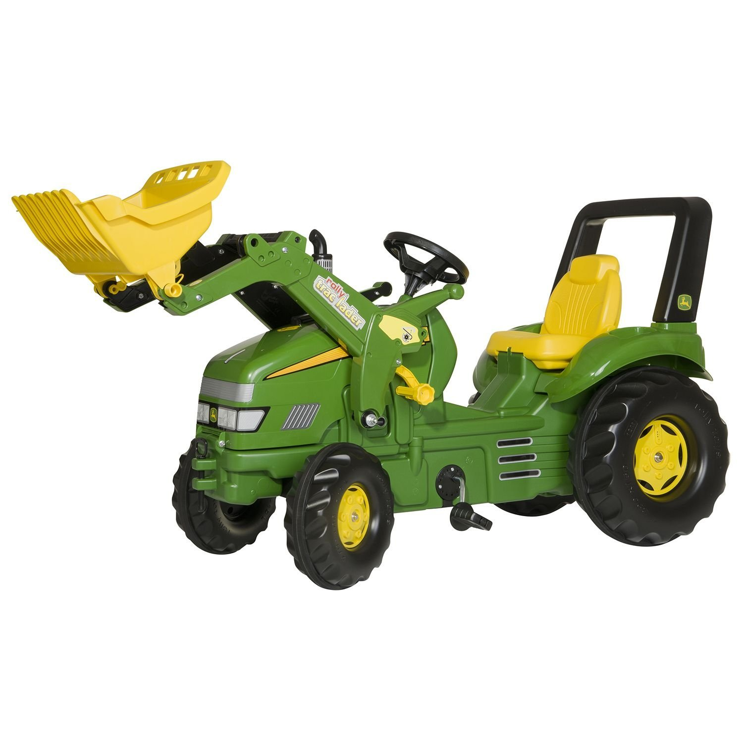 John Deere X-Trac Pedal Tractor by Rolly Toys