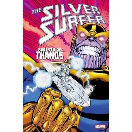 Silver Surfer: Rebirth of Thanos by