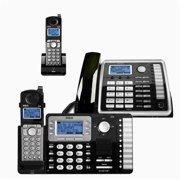 RCA ViSYS 25212 Bundle + (1) 25055RE1 2-Line DECT 6.0 Corded-Cordless Phone Combo
