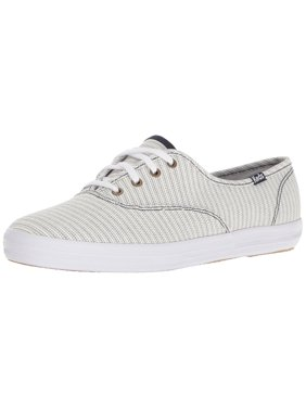 b52fdbc2f10 Product Image Keds Womens Champion Fabric Low Top Lace Up Fashion Sneakers