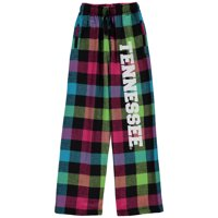 Tennessee Volunteers Girl's Youth Flannel Pants