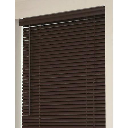 Window Blinds Mini Blinds 1 Quot Slats Chocolate Venetian