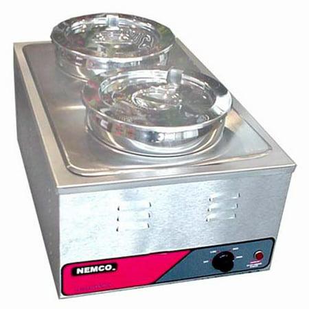 Nemco Food / Soup Warmer 6055A w/Accessories