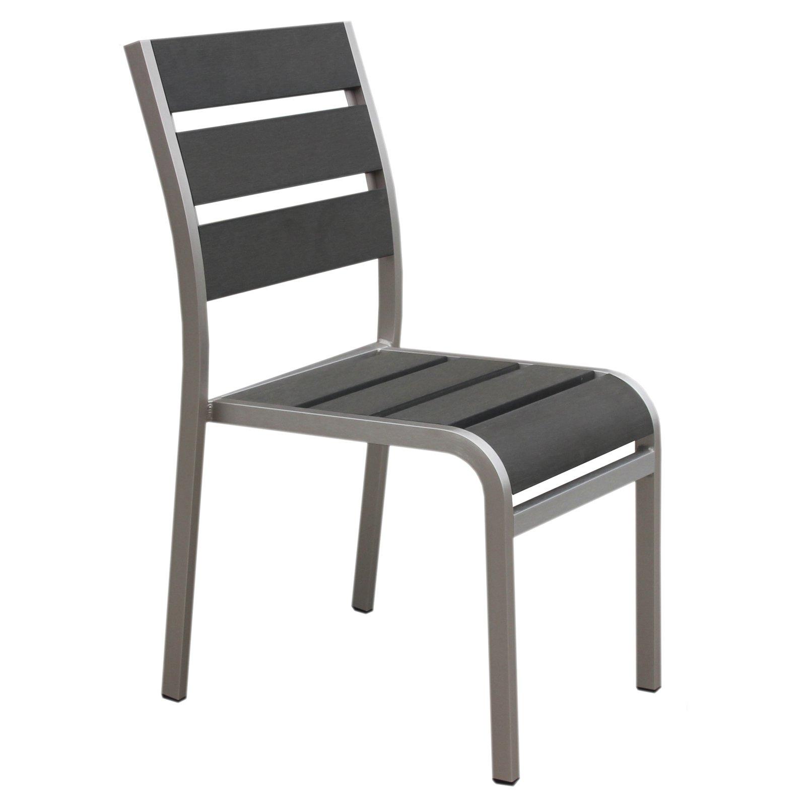 Boraam Fresca Polylumber Side Chairs - Set of 4