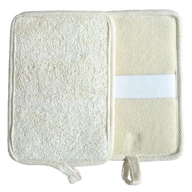 Daylee Naturals Exfoliating Loofah Pad 2 Pack
