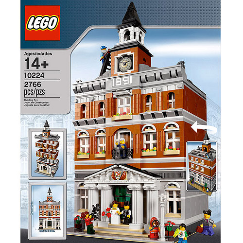 LEGO Creator Town Hall Play Set - Walmart.com