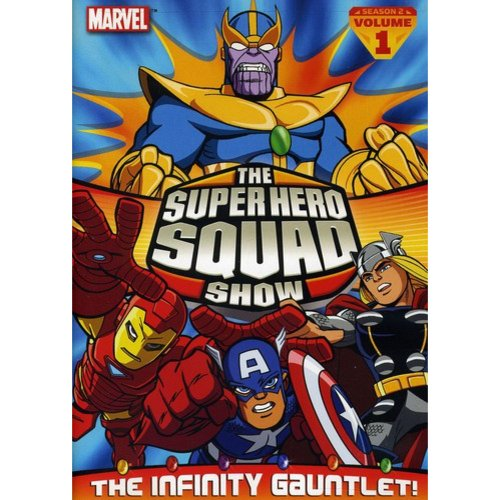 The Super Hero Squad Show: The Infinity Gauntlet - Season 2, Vol. 1 (Full Frame)
