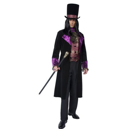 Gothic Count Deluxe Adult Costume for $<!---->