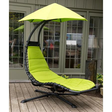 Vivere The Original Dream 360 Degree Hammock Chair in Green Apple