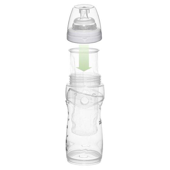 Playtex Baby Nurser With Drop Ins Liners Bottle 8 Oz 3 Pk