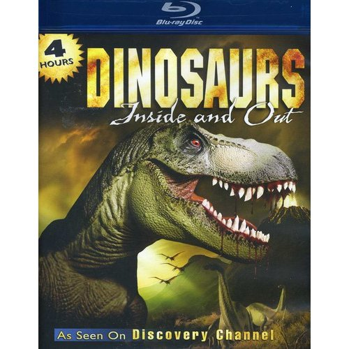 Dinosaurs: Inside And Out (Blu-ray)