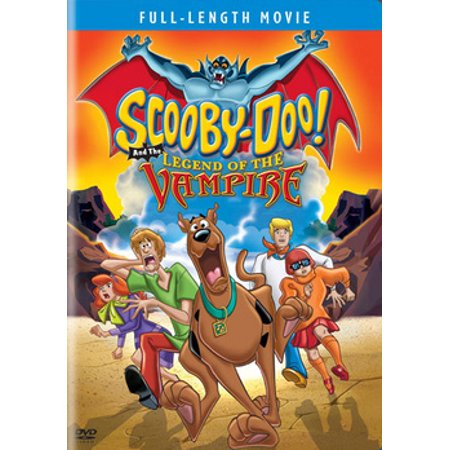 Scooby Doo And The Legend Of The Vampire (DVD)](Scooby Doo Halloween Party Games)