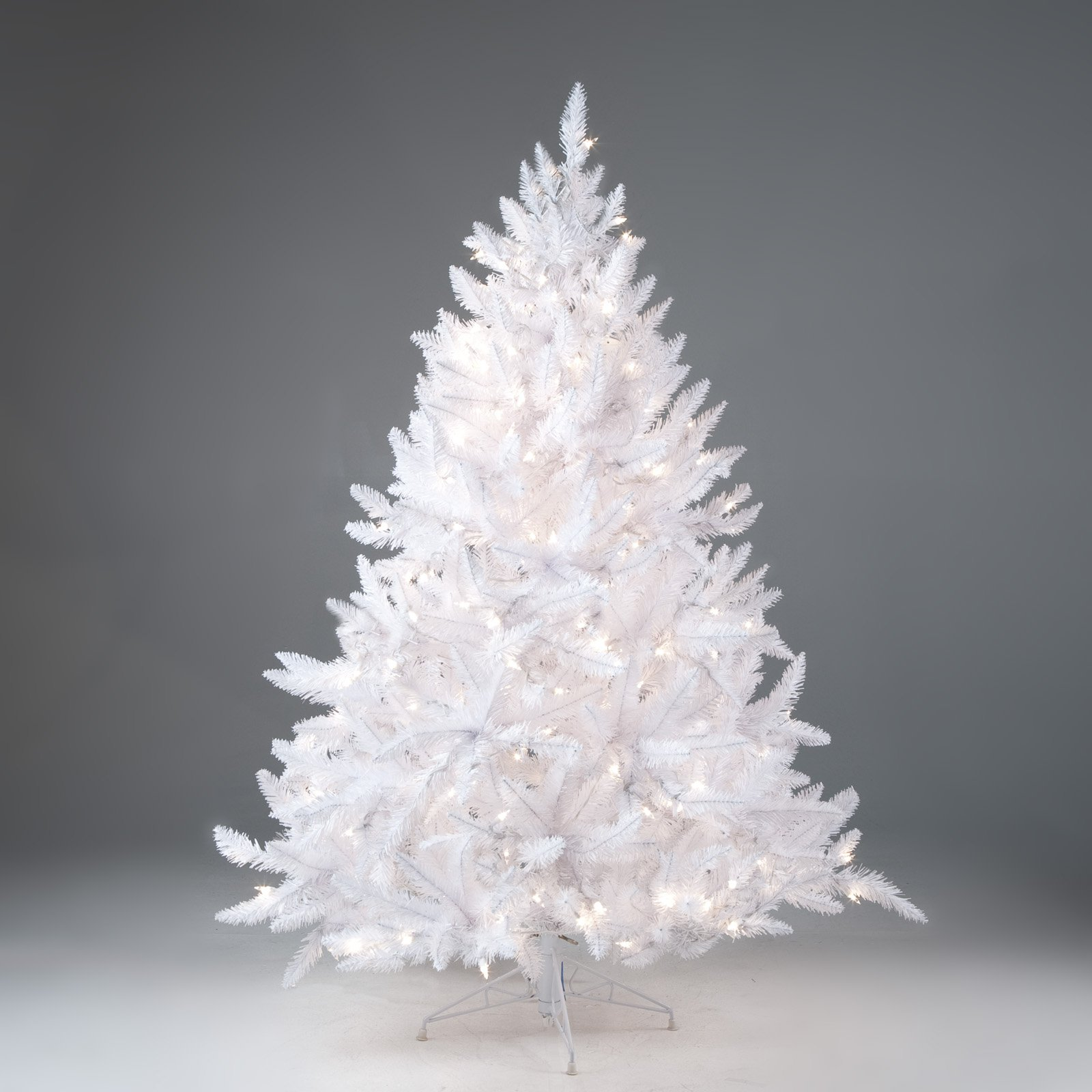 Winter Park Tabletop Pre-lit Christmas Tree - 4.5 ft. - Walmart.com