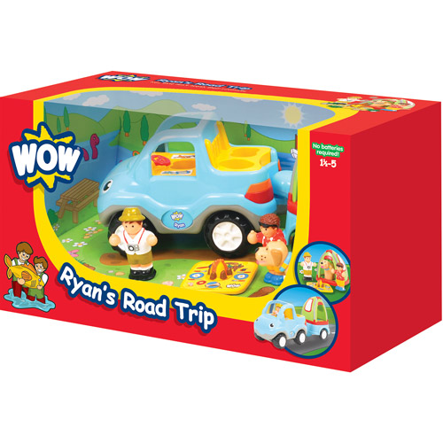 Ryans Road Trip - Imaginative Play Set by WOW (48410328)