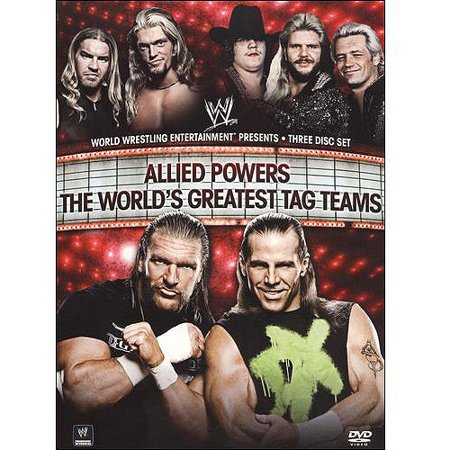 WWE: Allied Powers: The World's Greatest Tag Teams (Full