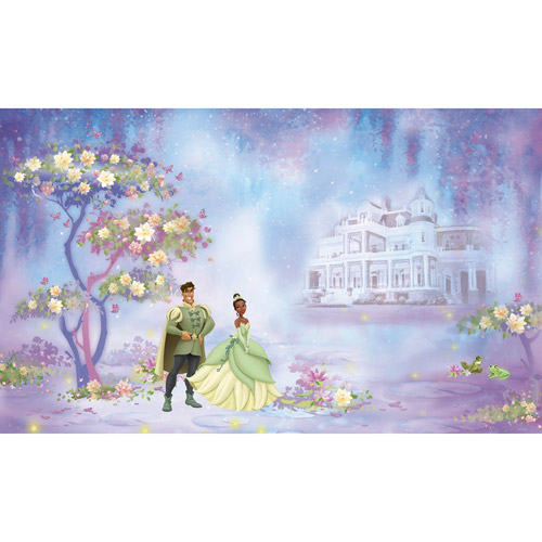 RoomMates Disney The Princess and The Frog XL Wall Mural