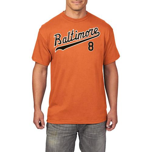 MLB Big Men's Baltimore Orioles C. Ripken Player Tee