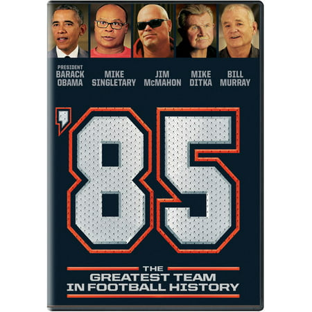 85: Greatest Team In Football History (DVD)