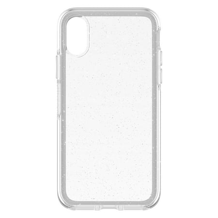 best service 0a85f dfff9 OtterBox Symmetry Series Clear Case for iPhone X, Stardust