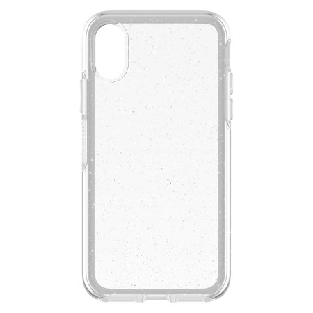 best service c2455 a9402 OtterBox Symmetry Series Clear Case for iPhone X, Stardust