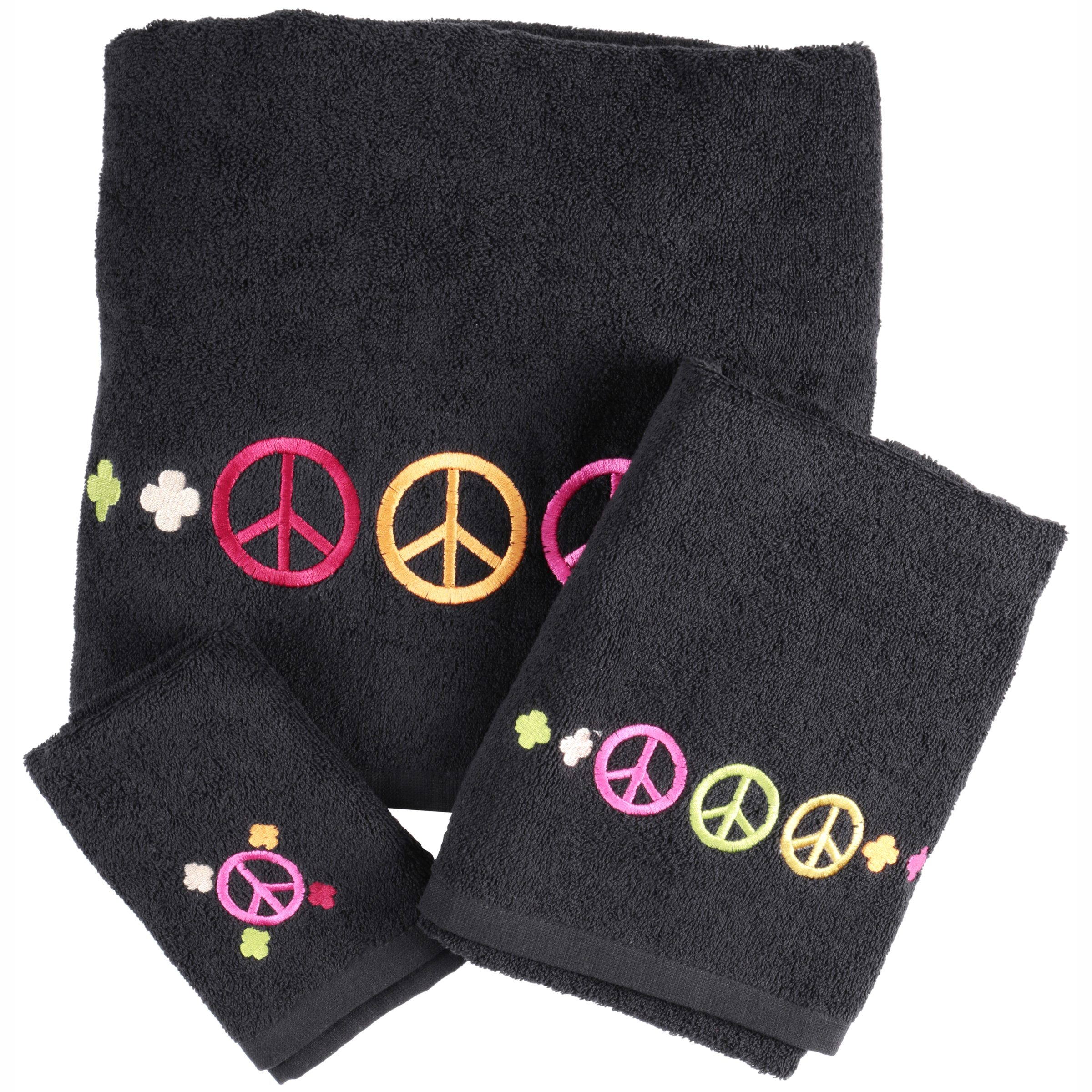 ©challis & roos™ Peace Out Towel Set