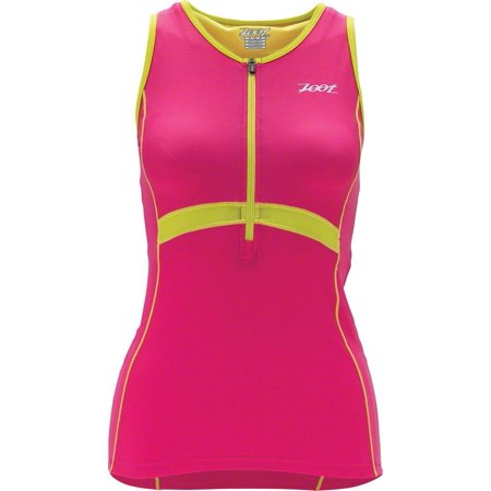 Zoot Women's Performance Tri Tank Top~ Pink~ XS](Zoot Suits For Sale)