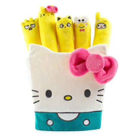 Hello Kitty Fries 10-Inch Kidrobot Plush](Hello Kitty Birthday Stuff)