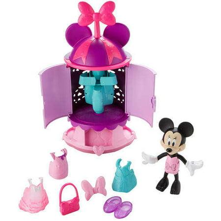 42503739b54cf Disney Minnie Mouse Minnie's Turnstyler Fashion Closet - Walmart.com