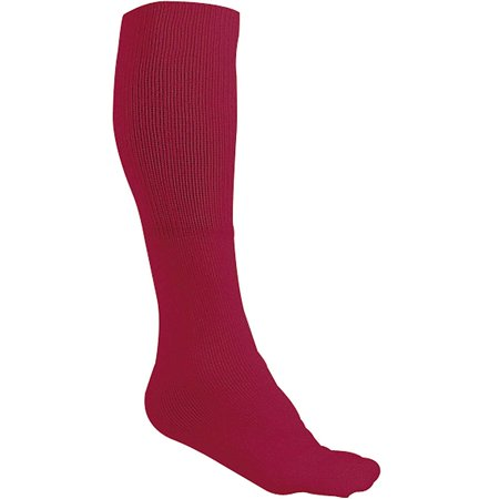 Russell Athletic Socks (Medium, Cardinal), SIZING CHART (Shoe Size): SMALL: Y12.0-4.0/ MEDIUM: 4.5-8.5/ LARGE: 9.0-12.0 By RussellAthletic