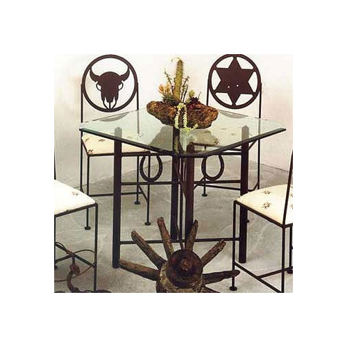 Grace Collection Horseshoe Dining Table