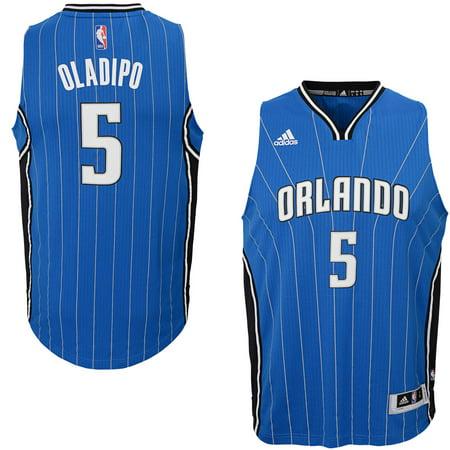 54aa832ea Youth Orlando Magic Victor Oladipo Blue Swingman Basketball Jersey-Yth L -  Walmart.com