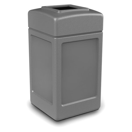 Commercial Zone 42 gal. Square Commercial Trash -