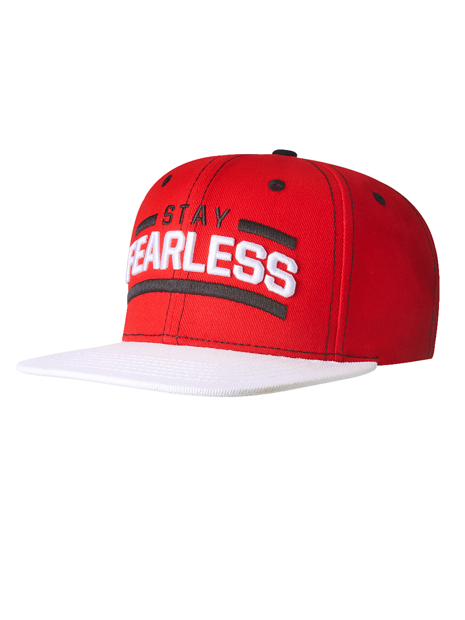 uk availability fc5a3 e5962 ... cheap official wwe authentic nikki bella stay fearless white brim snapback  hat red dd3c3 67f62