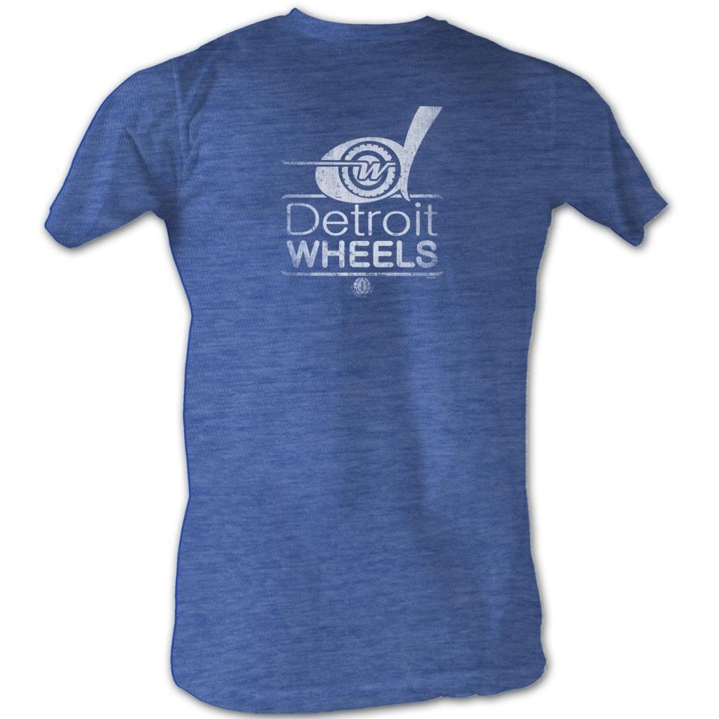 American Classics Wfl Wheels White T Shirt